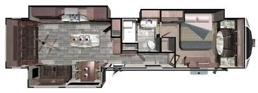 What Is A Dealer Floor Plan Highland Ridge Open Range 3x Fifth Wheels Ohio Open Range Rv