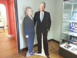 Bill Clinton House Bill And Hillary At The Clinton House Picture Of Clinton House