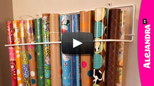container store christmas wrapping paper how to organize store wrapping paper