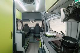 diy offroad camper winnebago u0027s new revel camper van is not your grandfather u0027s rv curbed