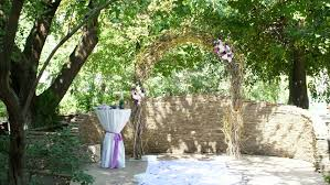 Wedding Arches Made From Trees White Paper Flowers Wedding Arch Wedding Decoration Design