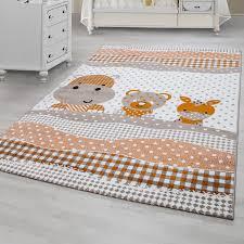 tapis pour chambre de fille tapis pour chambre enfants fille beige