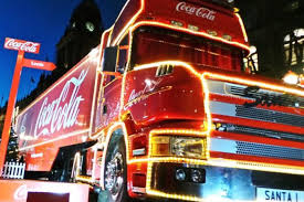holidays are coming as date announced for coca cola christmas