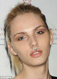 big nose rings images The supersized septum ring hits the high street daily mail online jpg