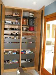 kitchen contemporary kitchen pantry cabinet design ideas pantry