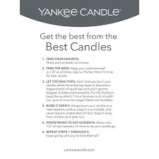 yankee candle clean cotton jar candle large amazon co uk