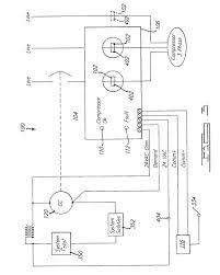 air compressor wiring diagram 230v 1 phase lovely copeland pressor