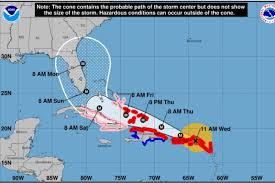Map Of Homestead Florida by Miami Hurricane Watch Irma U0027s Latest Cone Models And Details