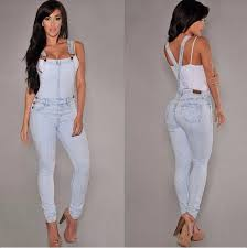 white jumpsuits and rompers for denim overalls 2016 summer denim jumpsuits and