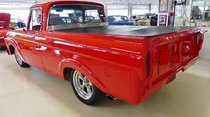 Vintage Ford Truck Beds - 1961 ford f 100 pickup stock 121964 for sale near columbus oh