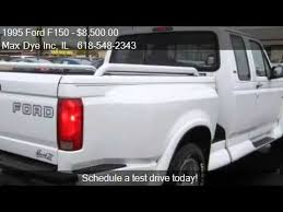 1995 ford f150 stock tire size 1995 ford f150 iii flareside for sale in salem il 62