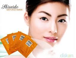 Masker Naturgo Di Jogja diskon shiseido naturgo mud mask yogyakarta jagonya diskon indonesia