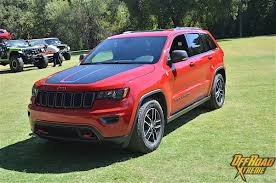 jeep trailhawk time on the trail with the 2017 jeep grand cherokee trailhawk