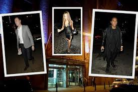 Christmas Party Nights Manchester - pictures manchester united stars and wags hit the town for