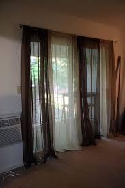 Patio Door Thermal Blackout Curtain Panel Sliding Door Curtain Ideas Pinterest Sliding Glass Door Curtain