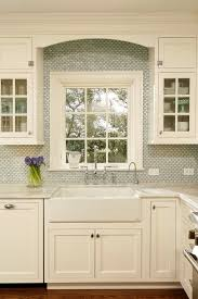 fine design light blue subway tile cool kitchen backsplash home
