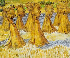 sheaves of wheat by vincent van gogh for sale jacky gallery oil