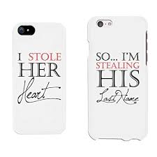 His And Her Wedding Gifts Buy 365 Printing I Stole Her Heart So I U0026 39 M Stealing His Last