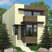 narrow lot 2 story house plans house design for a small lot house interior