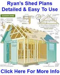Diy Wood Shed Plans Free by How To Build A Shed On The Cheap Cheap Storage Storage And