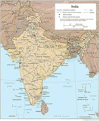 Map Of India And Nepal by India Maps