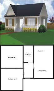 2 bedroom cottage plans guest cottage plans 2 bedroom house simple plan bungalow small