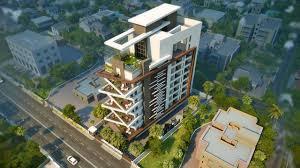 Highrise Apartment D Walkthrough YouTube - Apartment building designs