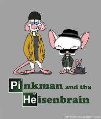 Pinky And The Brain Meme - pinkman and the brain breaking bad know your meme