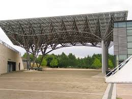 Solar Canopy by Earth Centre 2005 07 22 104 Solar Canopy This Is The Large U2026 Flickr