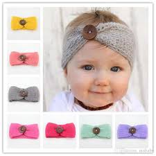 baby bow headbands new baby bow headbands europe style manual wool knitting