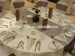 Table Runners For Round Tables Organza Table Runner 12