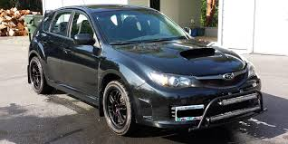 modified subaru impreza hatchback nicks240sxt 2010 subaru imprezawrx sti special edition wagon 4d