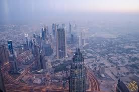 Burj Khalifa Sunrise At The Top Of Burj Khalifa Passion For Dubai