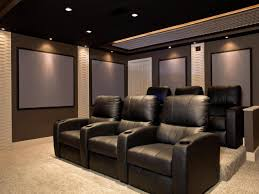 home movie room decor decorating ideas for home theater room laphotos co