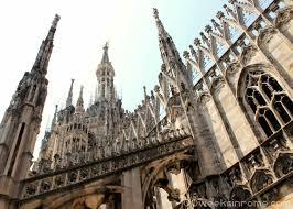 Milan Cathedral Floor Plan by Milan 100 Weeks In Rome