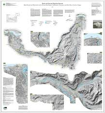 Portland Flooding Map by Dogami Multihazard And Risk Study For Mount Hood Background
