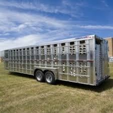 cattle trailer lighted sign foreman4 jpg