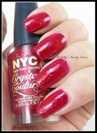 nyc the new fashion queen collection swatches lazy betty