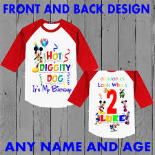 mickey mouse birthday shirt mickey mouse clubhouse birthday shirt mickey mouse birthday