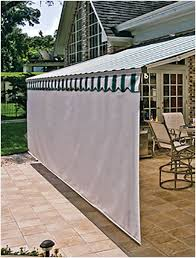 roll out patio covers unique best 25 patio awnings ideas on