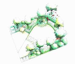 cool decoration for garden layout home decor gallery image and