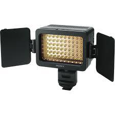 Sony Hvl Le1 Handycam Camcorder Light Hvlle1 B H Photo Video