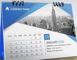 calendrier de bureau photo 36 templates pour créer un calendrier psd
