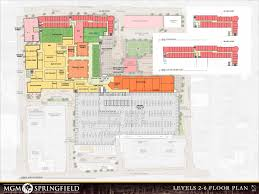 Casino Floor Plan by Springfield Redevelopment Authority Casino Information