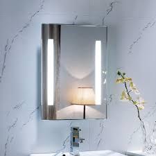 mirror design ideas backlit slimline best bathroom backlit bathroom mirror contemporary home ideas collection