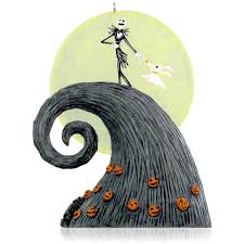 2015 here comes the pumpkin king hallmark ornament hooked on