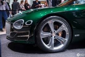 bentley exp 10 speed 6 geneva 2015 bentley exp 10 speed 6
