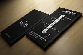 creative black business card business card templates creative