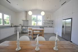 Zinc Kitchen Island - decor u0026 tips great zinc countertops that blend perfectly into