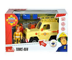 vehicles firemansam simbatoys